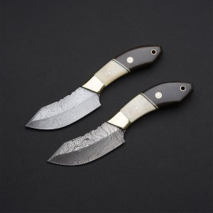 Steak Chef Knife Made With Damasus Steel