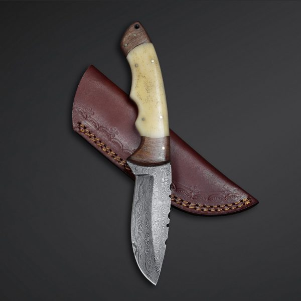 fixed blade steel knife